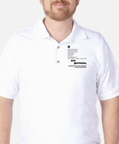 If Corps Were Just Folks T-Shirt
