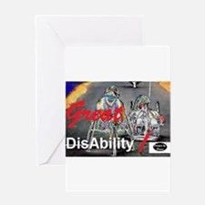 Great Ability Greeting Cards