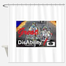 Great Ability Shower Curtain