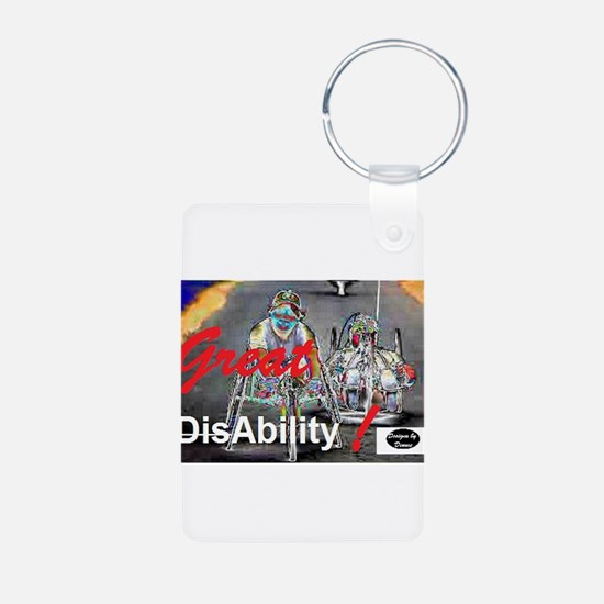 Great Ability Keychains