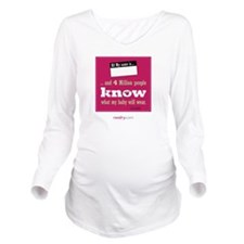 Ravelry My Long Sleeve Maternity T-Shirt