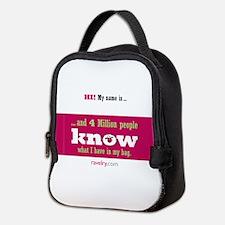 Ravelry 4 Million My Neoprene Neoprene Lunch Bag