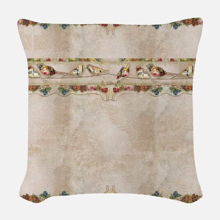 Bird On A Wire Pillows, Bird On A Wire Throw Pillows & Decorative Couch Pillows
