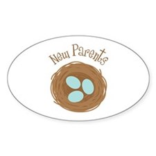 New Parents Decal