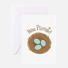 New Parents Greeting Cards