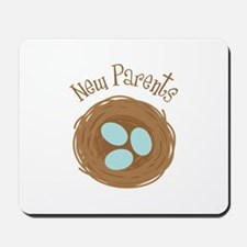 New Parents Mousepad
