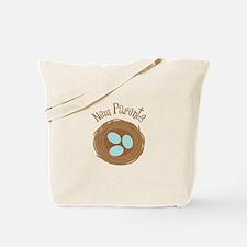 New Parents Tote Bag