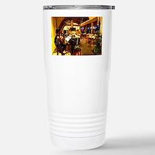 Maya sari asiatique 1 Stainless Steel Travel Mug