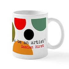 Damien Hirst Mug