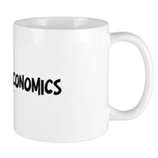evolutionary economics studen Mug
