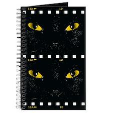 Black Cat Stare Journal
