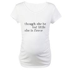 She is Fierce Shakespeare Shirt