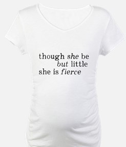 She is Fierce Shakespeare Shirt