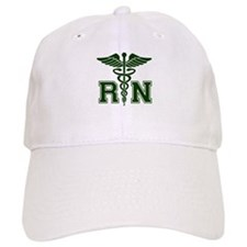 RN Baseball Baseball Cap