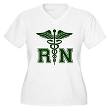 RN Plus Size T-Shirt