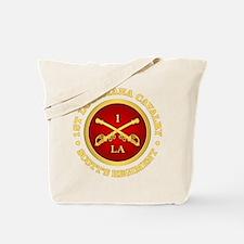 1st Louisiana Cavalry Tote Bag