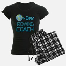Earths Best Rowing Coach Pajamas