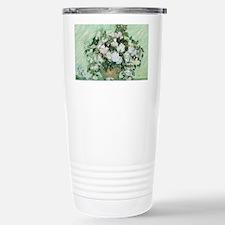 Vincent van Gogh, Roses Travel Mug