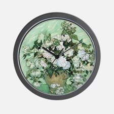 Vincent van Gogh, Roses Wall Clock