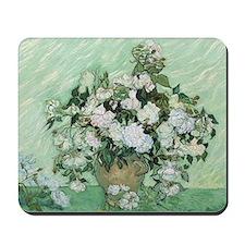 Vincent van Gogh, Roses Mousepad