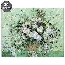 Vincent van Gogh, Roses Puzzle