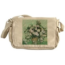 Vincent van Gogh, Roses Messenger Bag