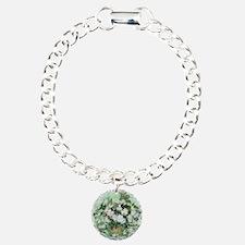 Vincent van Gogh, Roses Charm Bracelet, One Charm
