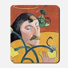 Paul Gauguin, Self Portrait 1889 Mousepad