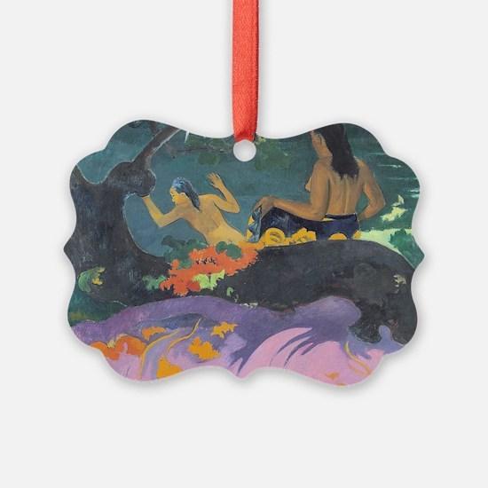 Paul Gauguin Fatata Te Miti (By T Ornament