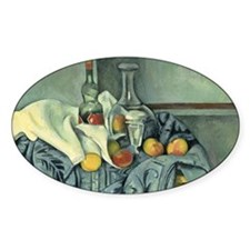 Paul Cezanne, The Peppermint Bottle Decal