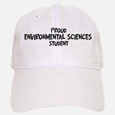 environmental sciences studen Baseball Baseball Cap
