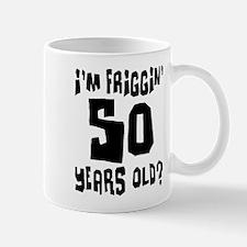 50TH BIRTHDAY Mugs