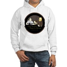 Mike and Jeff Africa (light shir Jumper Hoody