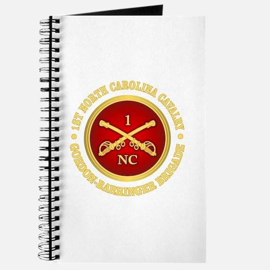 1st North Carolina Cavalry Journal