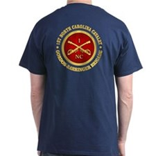 1st North Carolina Cavalry T-Shirt