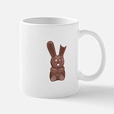 Chocolate Easter Bunny Mugs