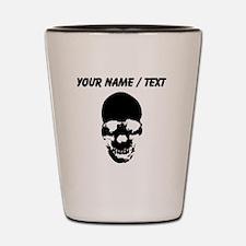 Custom Skull Shot Glass