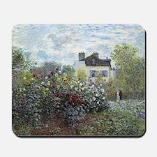 The Artist Garden, Monet Mousepad