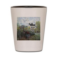 The Artist Garden, Monet Shot Glass