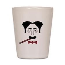 Groucho Marx Shot Glass