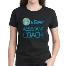 Earths Best Assistant Coach Tee