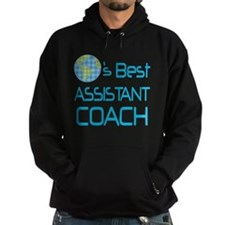 Earths Best Assistant Coach Hoodie