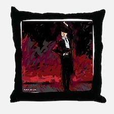 Don Q Throw Pillow