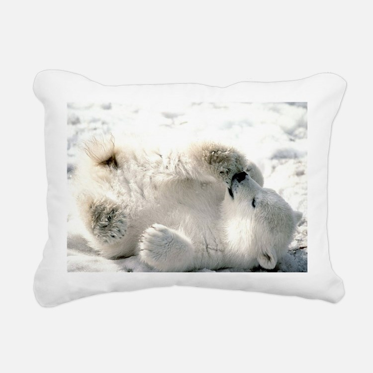 Polar Bear Throw Pillow : Polar Bear Pillows, Polar Bear Throw Pillows & Decorative Couch Pillows