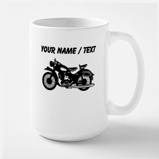 Custom Vintage Motorcycle Mugs