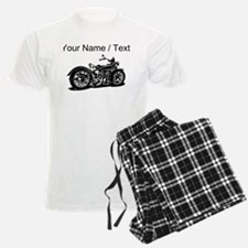 Custom Vintage Motorcycle Pajamas
