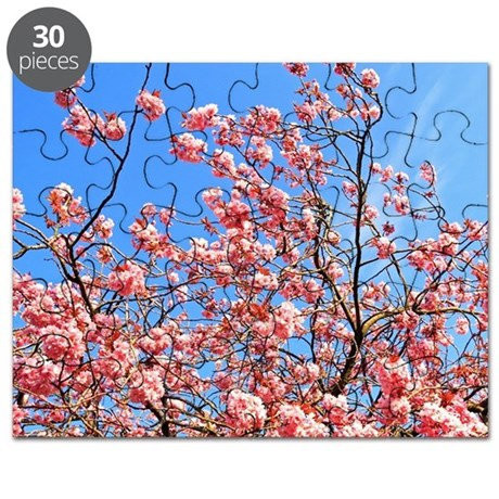 Spring cherry Puzzle
