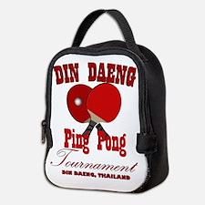 pingpong Neoprene Lunch Bag