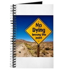 No Dying Journal