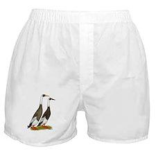 Runner Ducks Emery Penciled Boxer Shorts